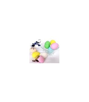 Uova di Gallina Colorate