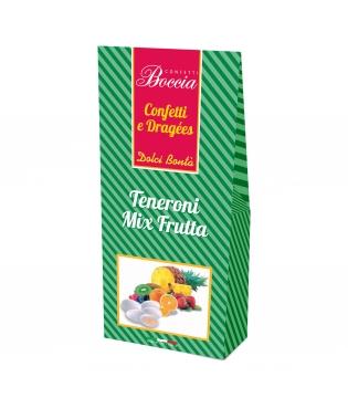 Dolci Bontà Teneroni  alla Frutta 150 grammi
