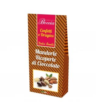 Dolci Bontà Mandorle mix cioccolato 150 grammi
