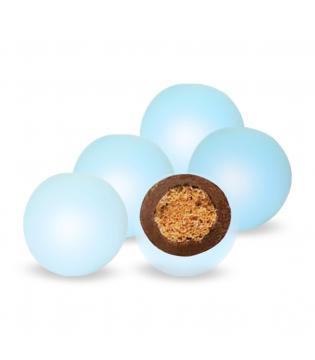 Perle cereali sfumè celesti