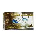 Confetti al cioccolato sfumati celeste