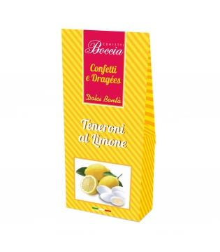 Dolci bontà Teneroni limone da 150grammi