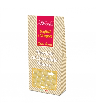 Dolci bontà Nocciole cioccolato bianco 150g