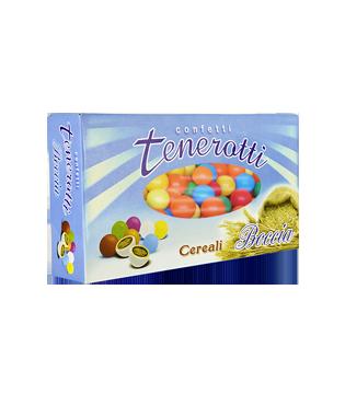 Perline ai cereali colorati