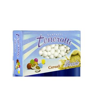 Perline ai cereali bianche